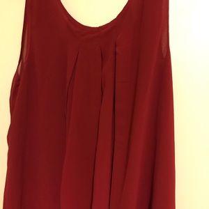 Tops - It girl sleeveless top